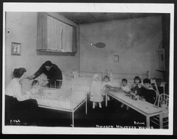 World War I: Hostess houses, Washington YWCA of the U.S.A. photographic records