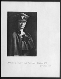 World War I: International work, Poland YWCA of the U.S.A. photographic records