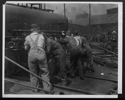 World War I: Women war workers, Erie Railroad YWCA of the U.S.A. photographic records