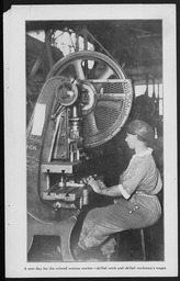 World War I: Women war workers, mill work and factories YWCA of the U.S.A. photographic records