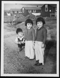 World War II: Japanese Evacuee Project and internment YWCA of the U.S.A. photographic records