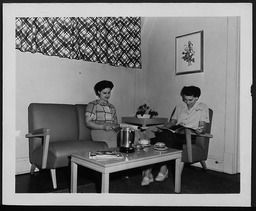 United Community Defense Services YWCA of the U.S.A. records, Record Group 9. Photographs