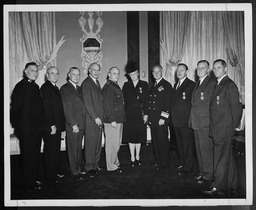 United Service Organizations: YWCA USO Division YWCA of the U.S.A. photographic records
