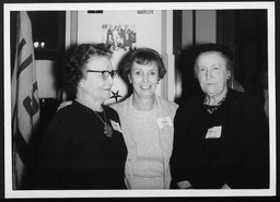 United Service Organizations: YWCA USO Division anniversary YWCA of the U.S.A. photographic records