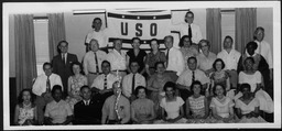 United Service Organizations: Staff conferences YWCA of the U.S.A. photographic records