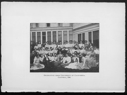 Conferences: Asilomar/Pacific Coast YWCA of the U.S.A. photographic records