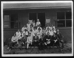 Conferences: New England/Maqua YWCA of the U.S.A. photographic records