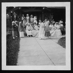 Conferences: Silver Bay/Eastern/Northeast YWCA of the U.S.A. photographic records