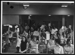 National Student Assembly of the YWCA YWCA of the U.S.A. photographic records