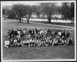 National Student Council of the YMCA and YWCA YWCA of the U.S.A. photographic records