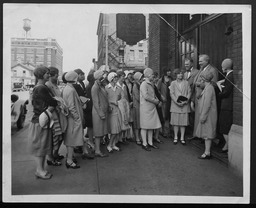 Programs and projects: Miscellaneous YWCA of the U.S.A. photographic records