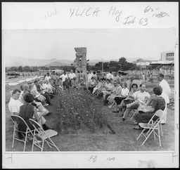 Programs and projects: Asian seminar YWCA of the U.S.A. photographic records