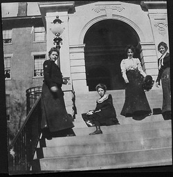 Staff YWCA of the U.S.A. photographic records