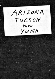 Arizona YWCA of the U.S.A. records, Record Group 11. Microfilmed central files