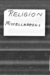 Religion YWCA of the U.S.A. records, Record Group 11. Microfilmed headquarters files