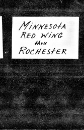 Minnesota YWCA of the U.S.A. records, Record Group 11. Microfilmed central files