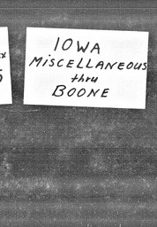 Iowa YWCA of the U.S.A. records, Record Group 11. Microfilmed headquarters files