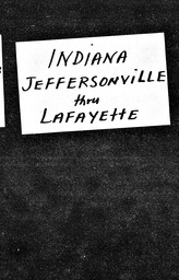 Indiana YWCA of the U.S.A. records, Record Group 11. Microfilmed central files