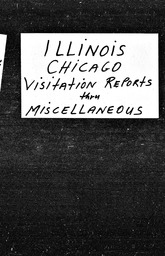 Illinois YWCA of the U.S.A. records, Record Group 11. Microfilmed headquarters files