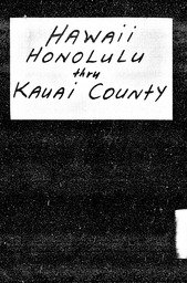 Hawaii YWCA of the U.S.A. records, Record Group 11. Microfilmed central files