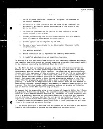 National Board and executive committee minutes and reports YWCA of the U.S.A. records, Record Group 11. Microfilmed central files
