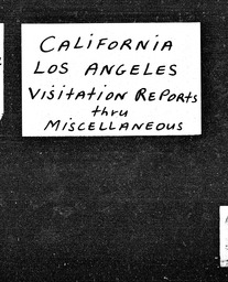 California YWCA of the U.S.A. records, Record Group 11. Microfilmed central files