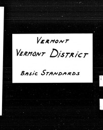 Vermont YWCA of the U.S.A. records, Record Group 11. Microfilmed central files