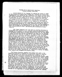 East Central Field Committee minutes and reports YWCA of the U.S.A. records, Record Group 11. Microfilmed central files