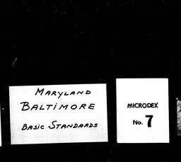Maryland YWCA of the U.S.A. records, Record Group 11. Microfilmed central files