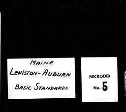 Maine YWCA of the U.S.A. records, Record Group 11. Microfilmed central files
