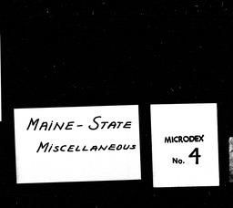 Maine YWCA of the U.S.A. records, Record Group 11. Microfilmed headquarters files