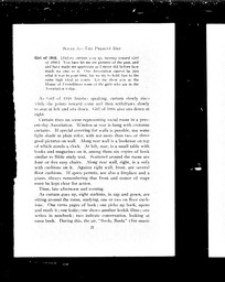 Anniversaries YWCA of the U.S.A. records, Record Group 11. Microfilmed central files