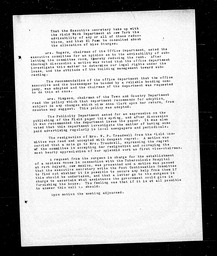 Southwestern Field Committee minutes and reports YWCA of the U.S.A. records, Record Group 11. Microfilmed central files