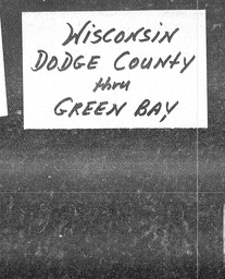 Wisconsin YWCA of the U.S.A. records, Record Group 11. Microfilmed headquarters files