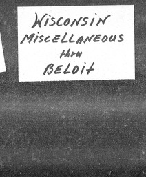 Wisconsin YWCA of the U.S.A. records, Record Group 11. Microfilmed central files