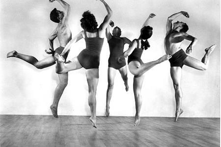 Mettler dancers
