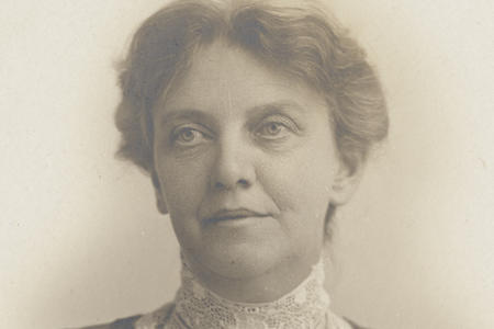 Louise Rogers Jewett Papers