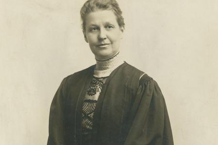 Florence Purington Correspondence