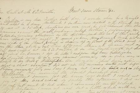 Harriette A. Wells Royce Journals
