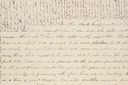 Abigail Cowles Grant Papers