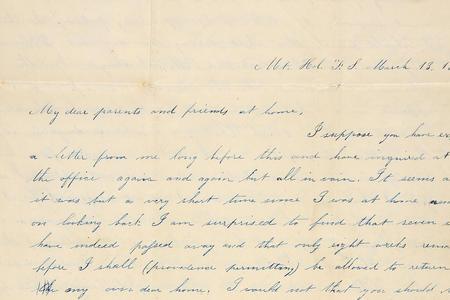 Lydia Baldwin Phelps papers