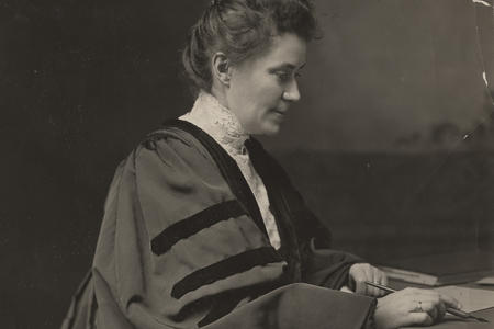 Mary Emma Woolley papers