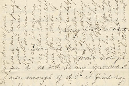 Elizabeth Lucy Chapin papers