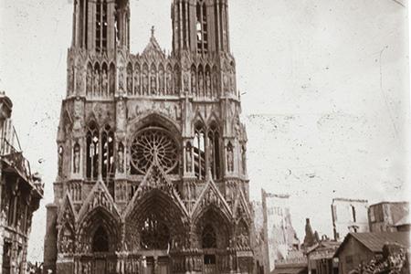 World War I Images in France