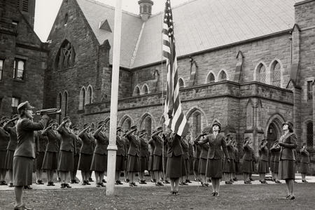 Mount Holyoke College war collection