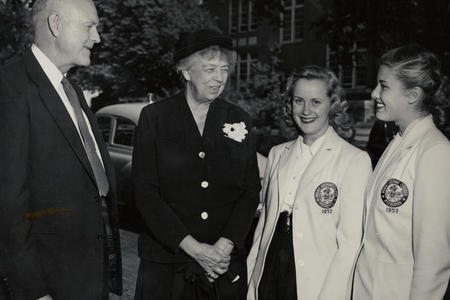 Mount Holyoke College Distinguished Visitors Collection